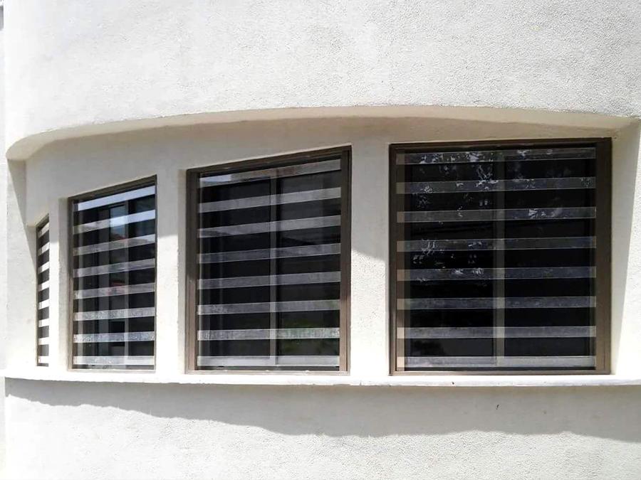 סורגים שקופים - התקנה בחלונות