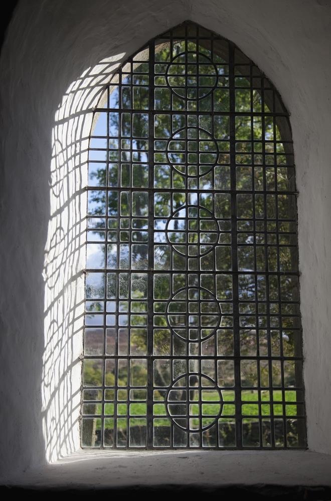 סורג לפתח חלון בסגנון ערבי