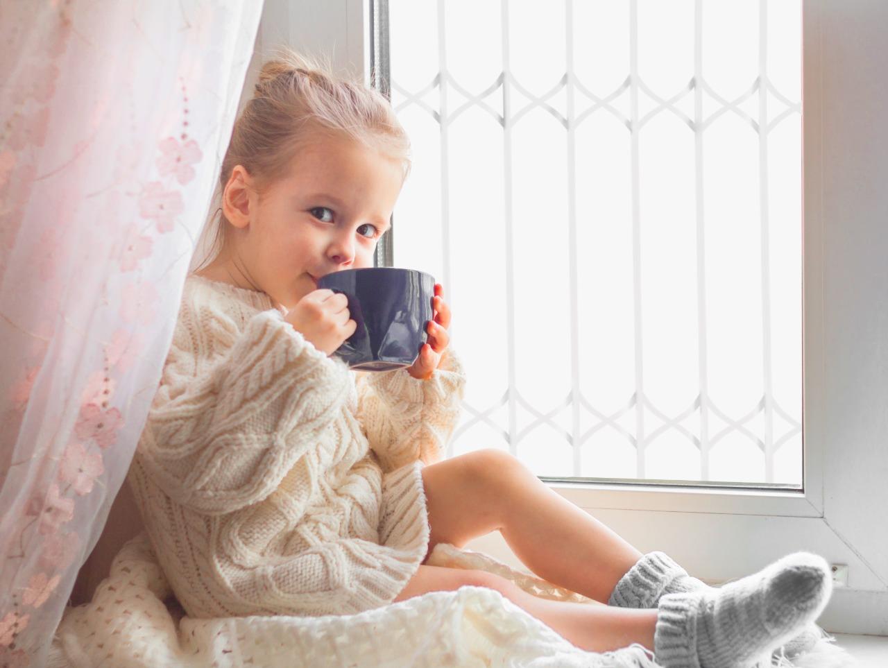 סורג לחלון בחדר ילדים