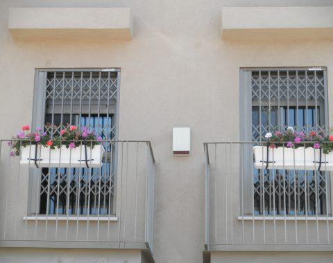 סורג מעוצב לחלון