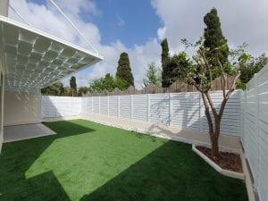 גדר היקפית לבית