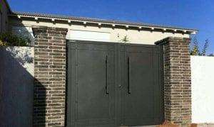 שערים לבתים פרטיים