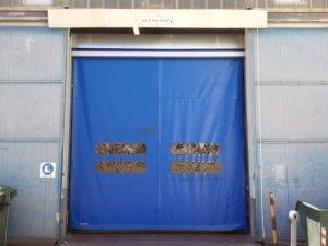 דלת מהירה של חברת אלטרון