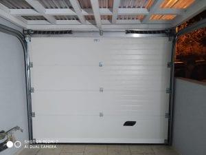 דלת שער הרמה למחסן
