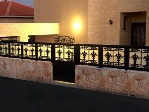 שערים לבית - עיצוב והתאמה לפי דרישת הלקוח