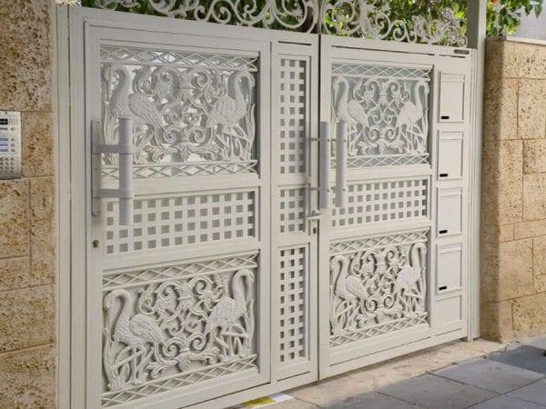 שער כניסה בעיצוב אישי
