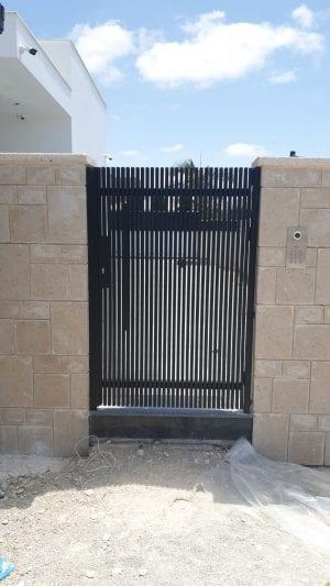שער לבית - ייצור אישי ללקוח