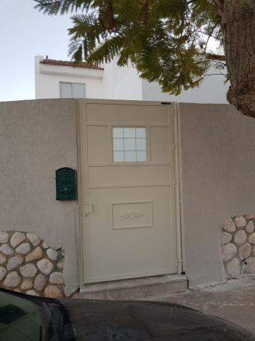 שער כניסה לבית - טרלידור
