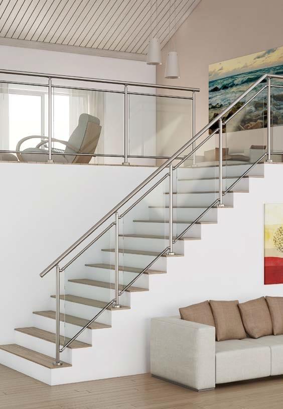 מעקה מדרגות R610