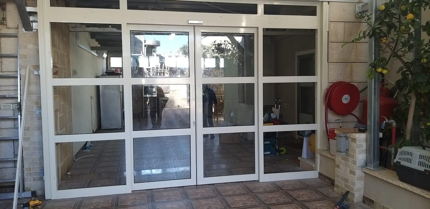 דלת אוטומטית אלטרון