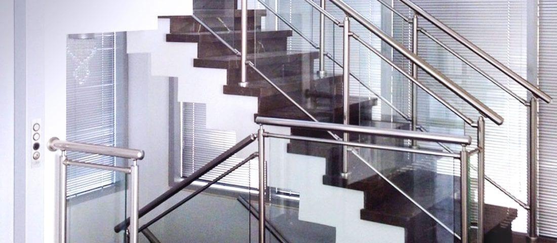 איפה כדאי להתקין מעקות זכוכית ואלומיניום?