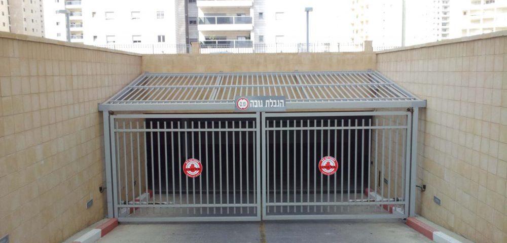 שערים ברזל