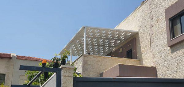 תמונה של פרגולה למרפסת