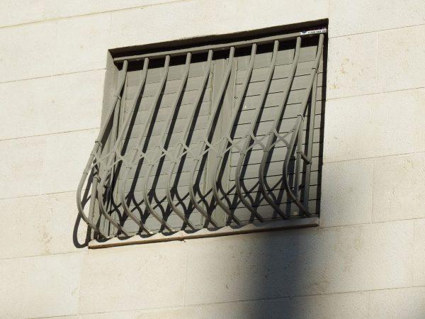 סורג לחלון סייפטי - סיפטי של טרלידור