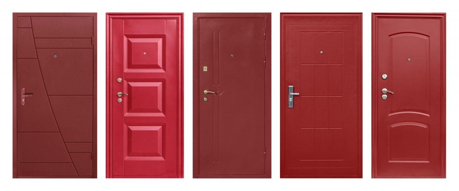 דלתות כניסה ודלתות פנים - מגוון עיצובים